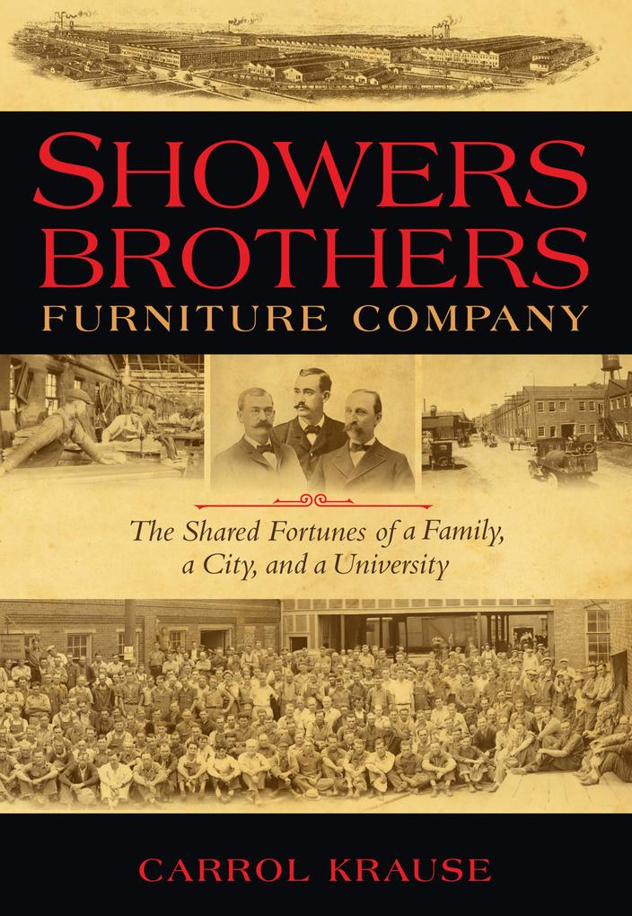 Showers Brothers Furniture Company als eBook Do...