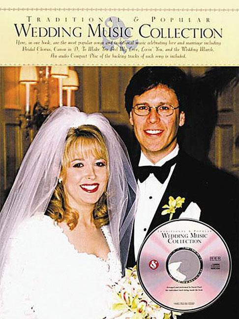Traditional and Popular Wedding Music Collection [With CD] als Taschenbuch