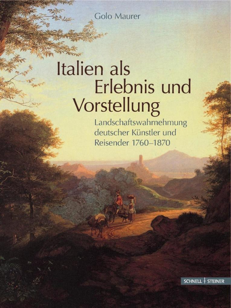 Italien als Erlebnis und Vorstellung als Buch v...