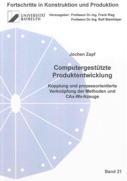 Computergestützte Produktentwicklung als Buch v...