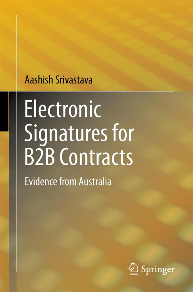 Electronic Signatures for B2B Contracts als Buc...