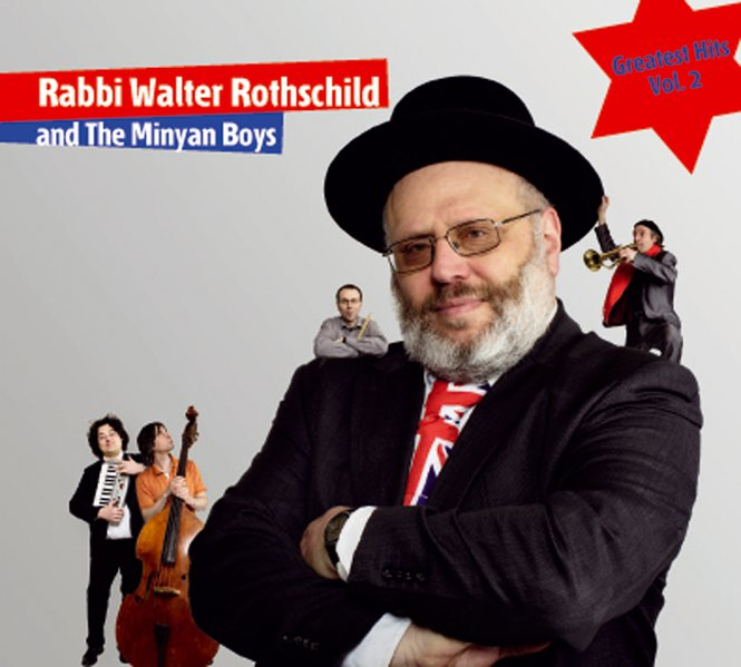 Walter Rothschild and The Minyan Boys. Vol.2, 1...