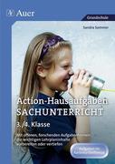 Action-Hausaufgaben Sachunterricht 3+4