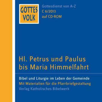 Gottes Volk LJ C6/2013 CD-ROM