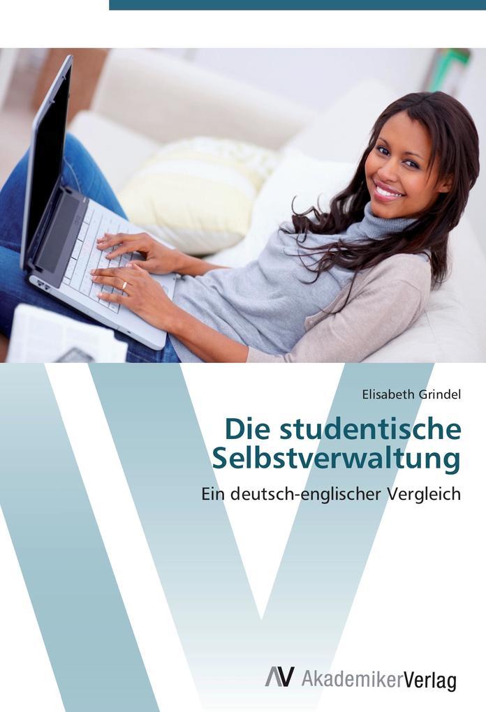 Die studentische Selbstverwaltung als Buch von ...