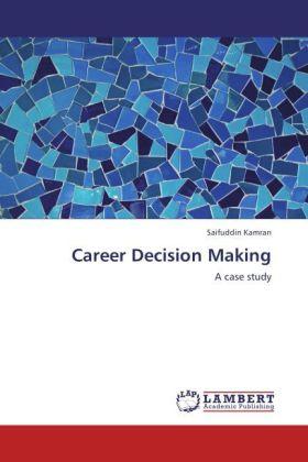Career Decision Making als Buch von Saifuddin K...