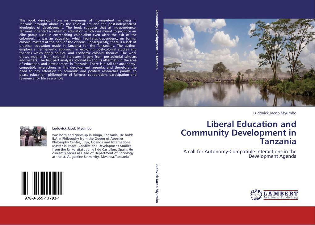 Liberal Education and Community Development in ...