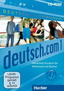 deutsch.com 1. Interaktives Kursbuch für Whiteboard und Beamer - DVD-ROM