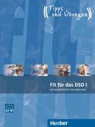 AusBlick 1: Fit für das DSD I. Übungsbuch mit Audio-CD