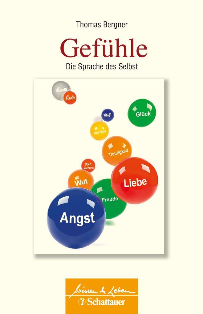 Gefühle als Buch von Thomas Bergner