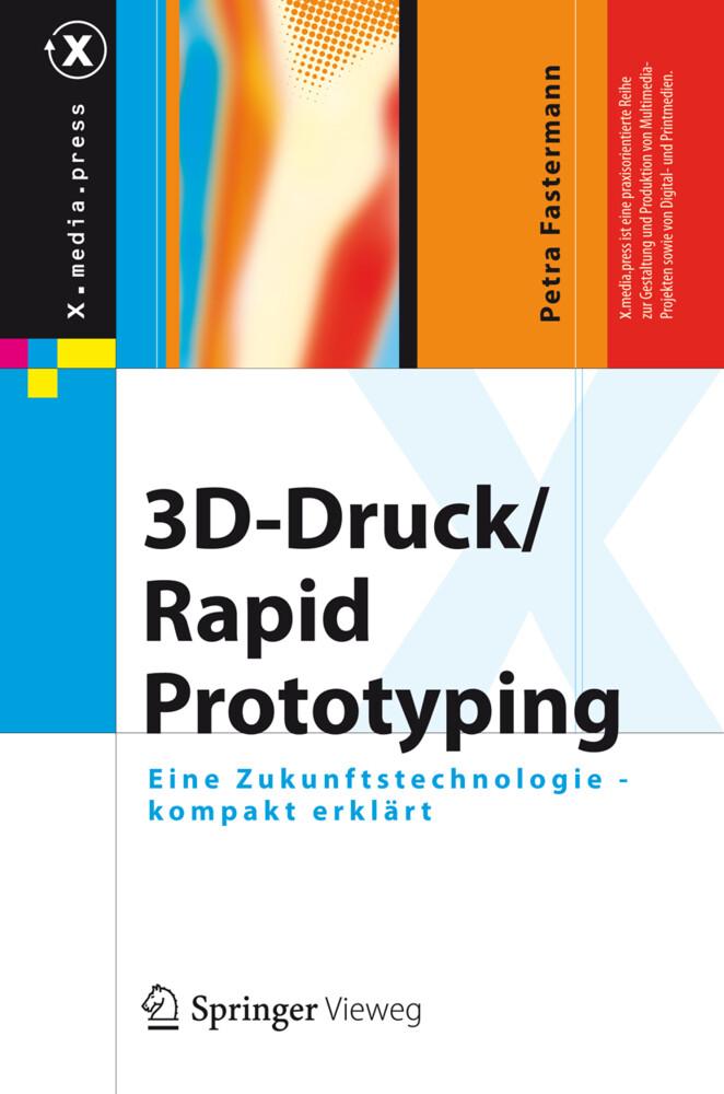 3D-Druck/Rapid Prototyping als Buch
