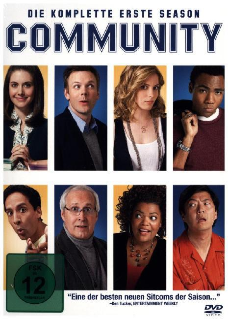 Community - Die komplette 1. Season