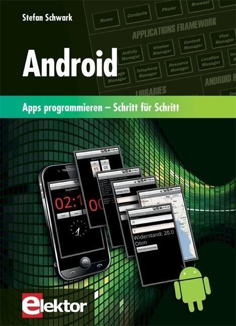 Android als Buch von Stefan Schwark