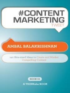 #CONTENT MARKETING tweet Book01 als eBook Downl...
