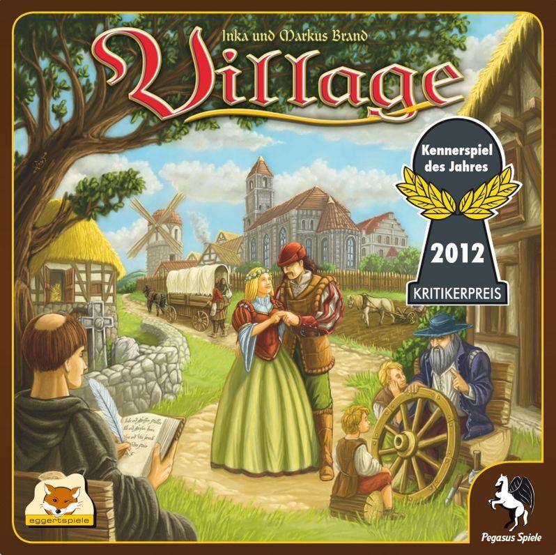 Eggert Spiele - Village als sonstige Artikel
