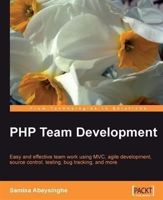 PHP Team Development als eBook Download von Sam...