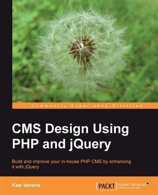 CMS Design Using PHP and jQuery als eBook Downl...