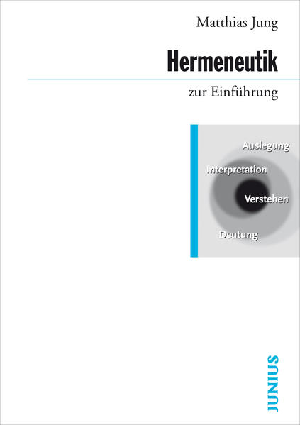 Hermeneutik zur Einführung als Buch