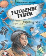 Fliegende Feder, m. Audio-CD + Bastelbogen