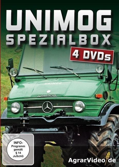 Unimog Spezialbox [5 DVDs]