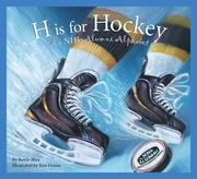 H Is for Hockey: An NHL Alumni Alphabet