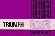 Triumph TR6 Driver's Handbook (1973)