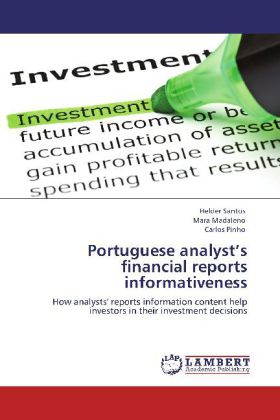 Portuguese analyst´s financial reports informat...
