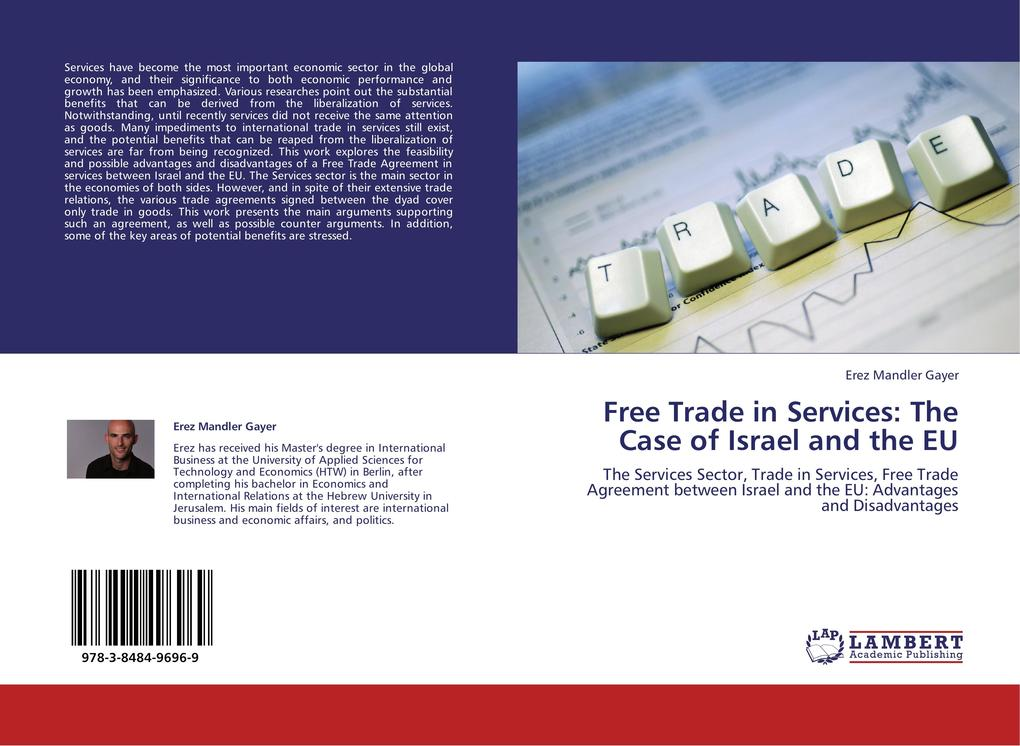 Free Trade in Services: The Case of Israel and ...