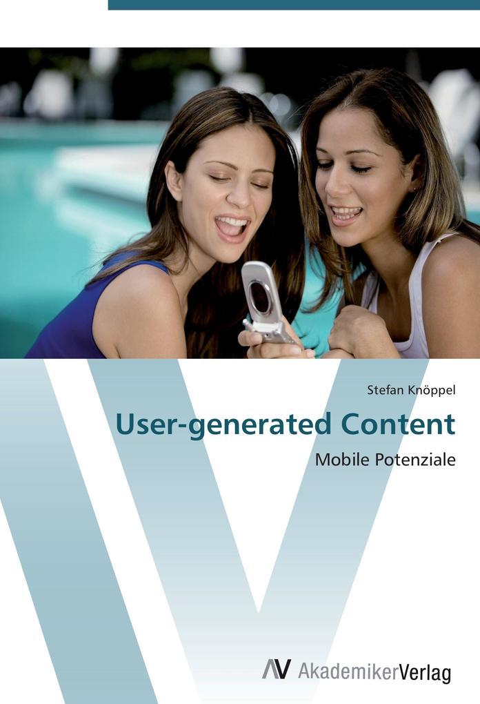 User-generated Content als Buch von Stefan Knöppel