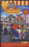 Benjamin Blümchen - Die Fahrrad-Wette, 1 Cassette