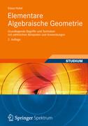 Elementare Algebraische Geometrie