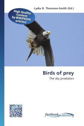 Birds of prey als Buch von