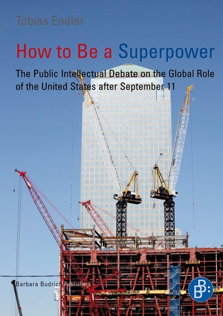 How to Be a Superpower als Buch von Tobias Endler