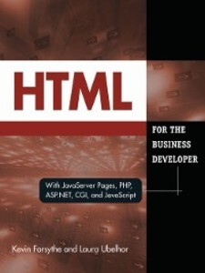 HTML for the Business Developer als eBook Downl...