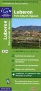 Parc Naturel Regionale du Luberon 1 : 60 000 Decouverte des Parcs de France