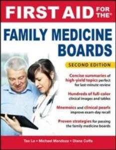 First Aid for the Family Medicine Boards, Secon...