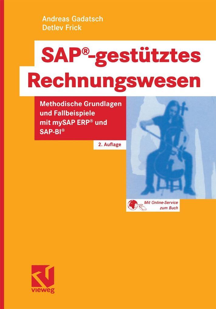 SAP®-gestütztes Rechnungswesen als eBook Downlo...
