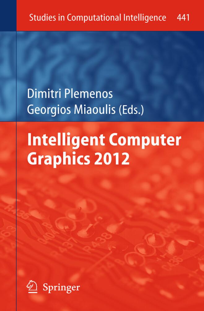 Intelligent Computer Graphics 2012 als Buch von