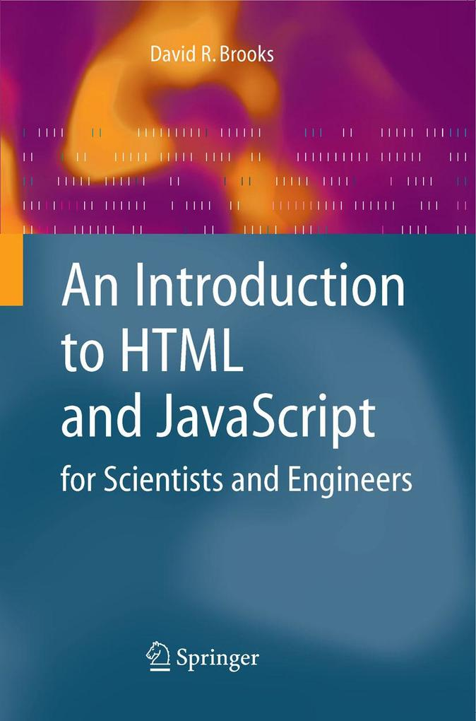 An Introduction to HTML and JavaScript als eBoo...