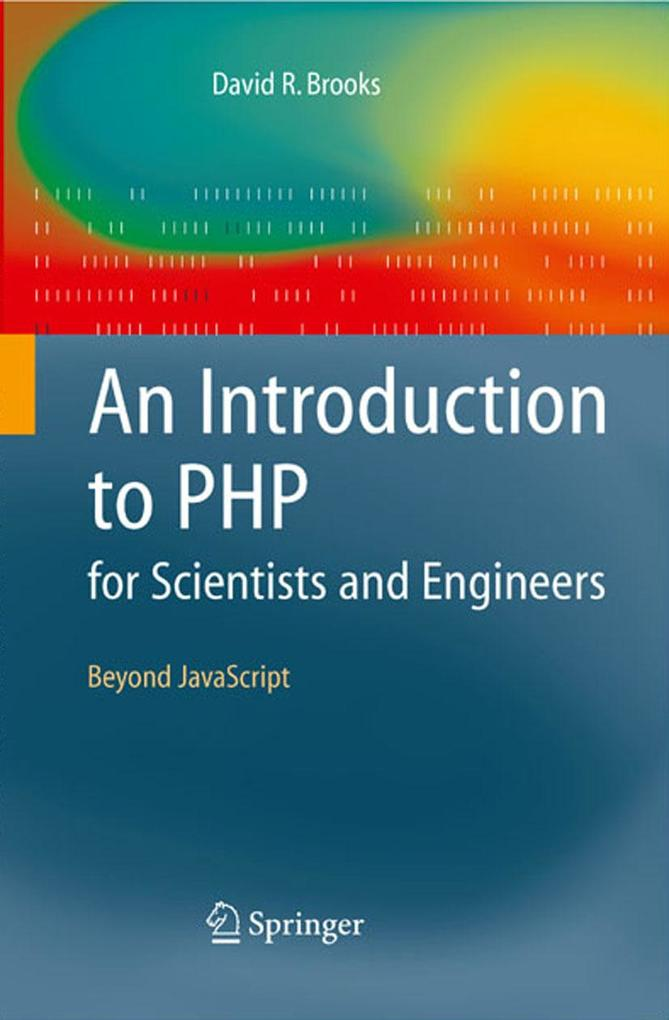 An Introduction to PHP for Scientists and Engin...
