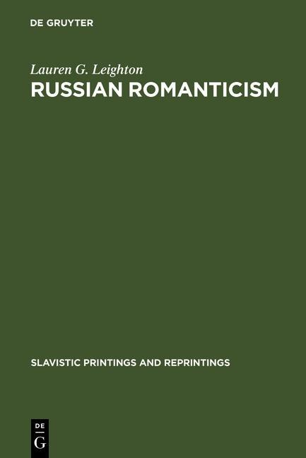 Russian romanticism als eBook Download von Laur...