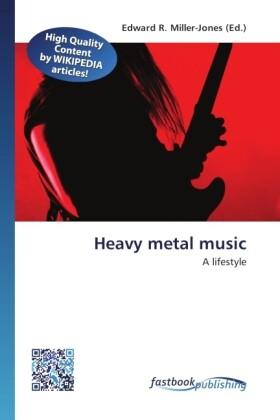 Heavy metal music als Buch von