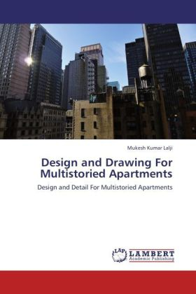 Design and Drawing For Multistoried Apartments ...
