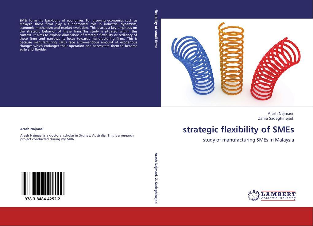 strategic flexibility of SMEs als Buch von Aras...