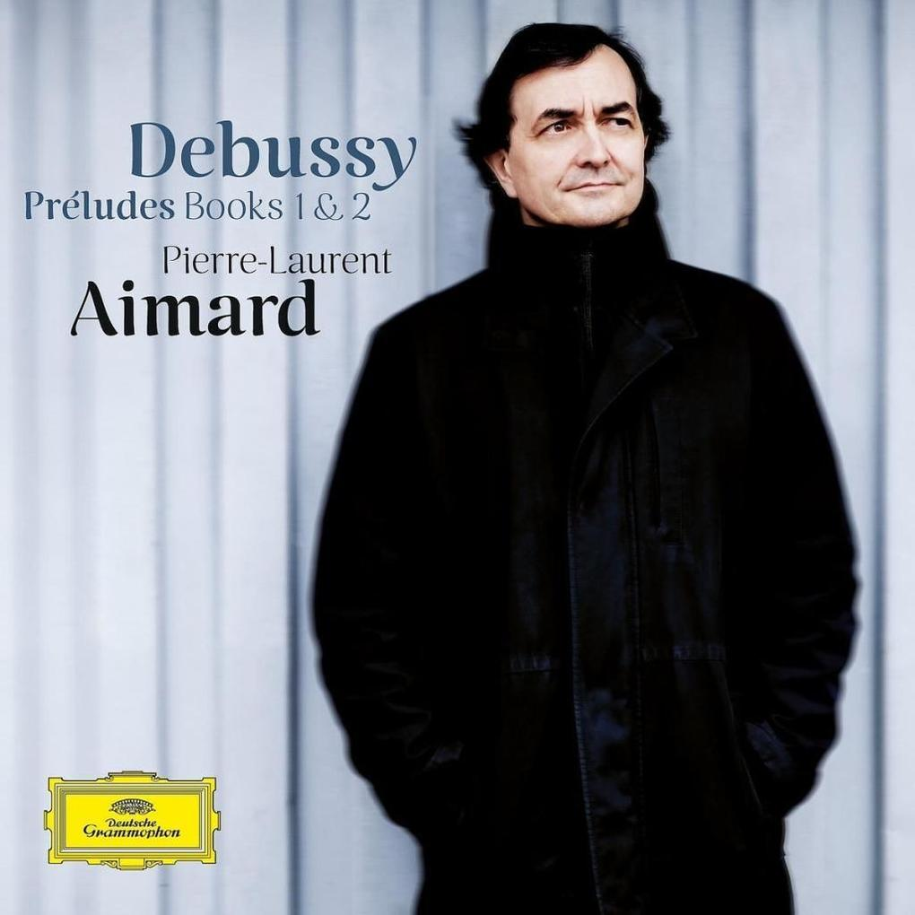 Debussy Preludes (Buch 1+2)