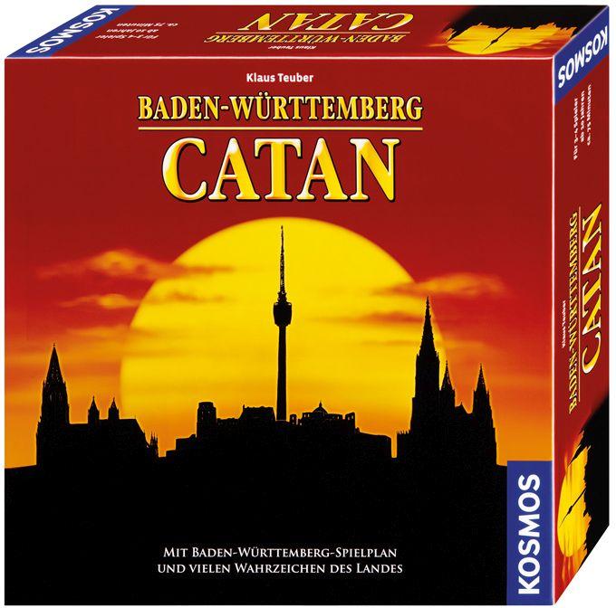 Die Siedler von Catan - Baden-Württemberg