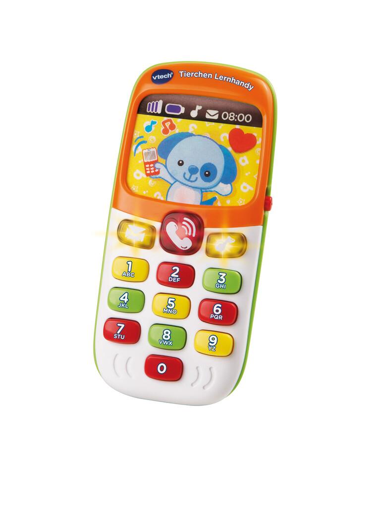 Vtech 80-138104 Tierchen Lernhandy als Spielwaren