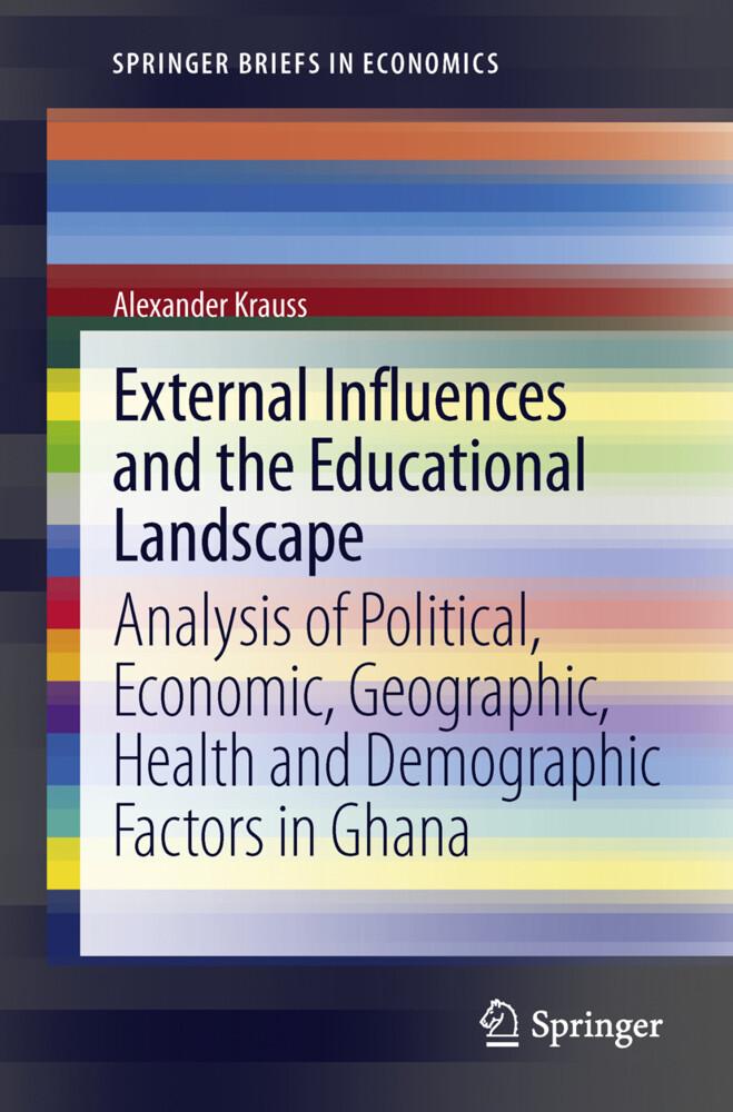 External Influences and the Educational Landscape als Buch (kartoniert)