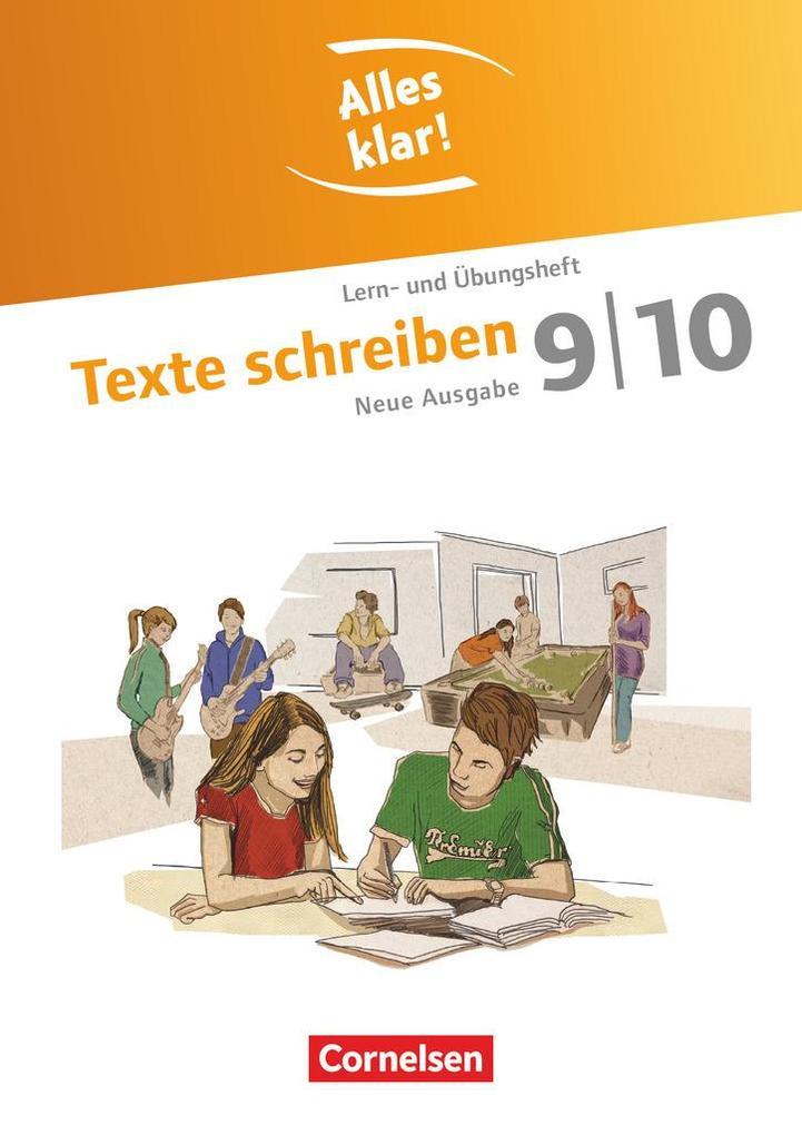 Alles klar! Deutsch Sekundarstufe I 9./10. Schu...