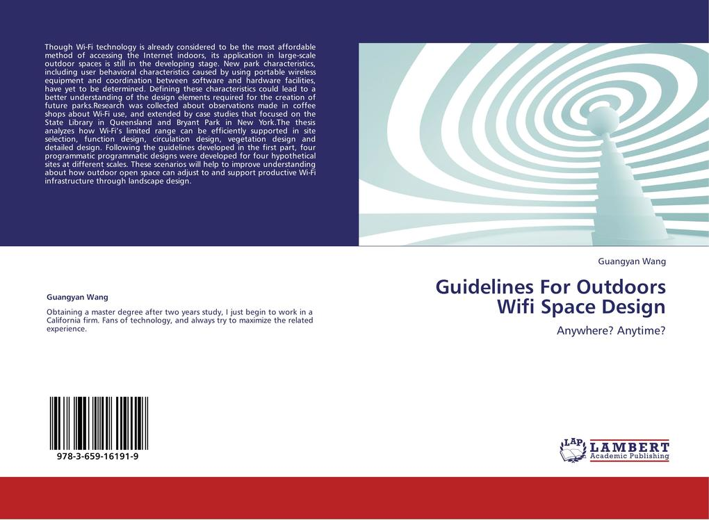 Guidelines For Outdoors Wifi Space Design als B...
